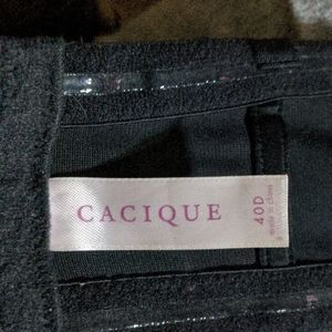 Cacique Intimates & Sleepwear - Cacique brand black strapless bra 40D